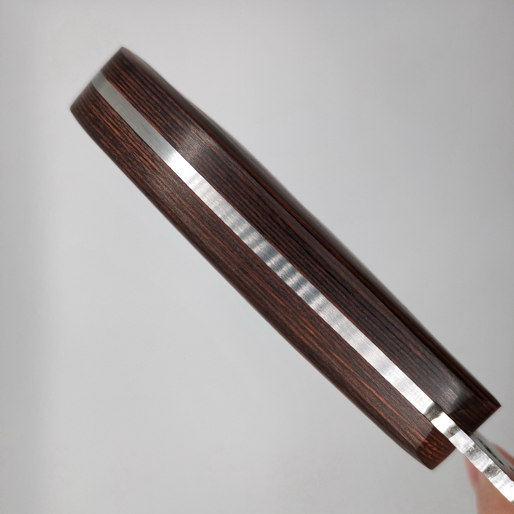 BK -  Enigma -Lovecký rovný nůž s pozdrem