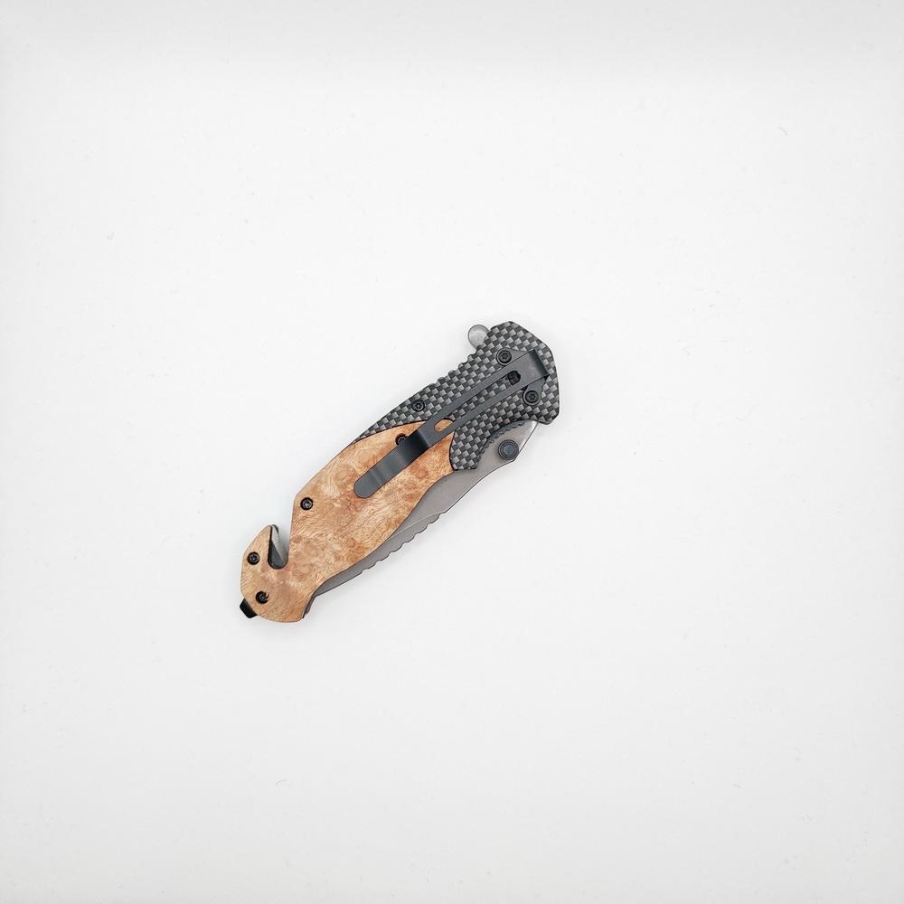 DBK - Taktický lovecký zavírací nůž EDC