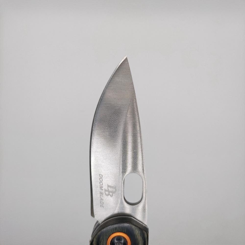 DBK - Rila green - Kapesní zavírací nůž zelený