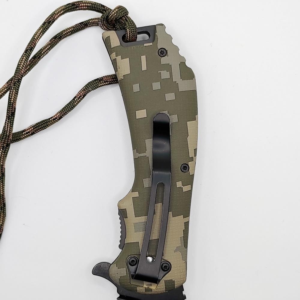 DBK - Storm 2 - Multifunkční lovecký EDC - Digitální maskování