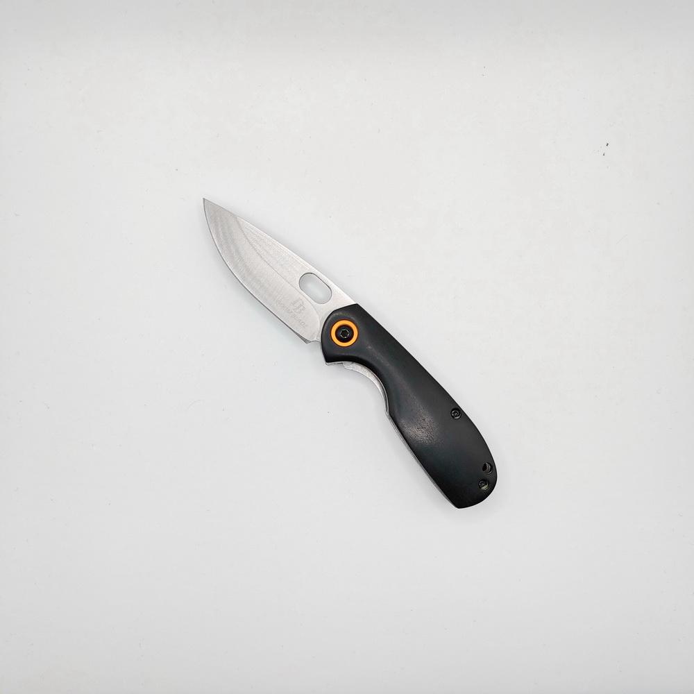 DBK - Rila - Kapesní zavírací nůž černý